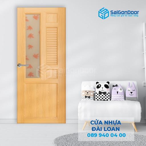 Cua nhua Dai Loan YA-12